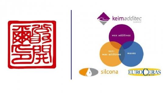 NQA cùng đại diện tập đoàn H.J UNKEL  & tập đoàn KEIM ADDITEC đến thăm và gặp gỡ một số khách hàng