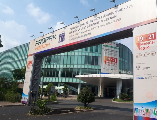 THE INTERNATIONAL EXHIBITION PROPAK VIETNAM 2019