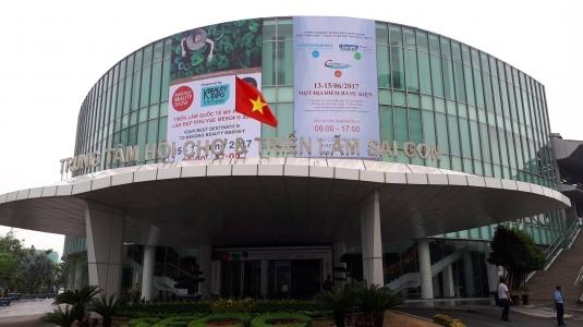 TRIỂN LÃM QUỐC TẾ CHUYÊN NGÀNH CÔNG NGHIỆP SƠN PHỦ VÀ MỰC IN – COATINGS EXPO 2017