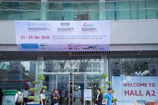 TRIỂN LÃM QUỐC TẾ LẦN THỨ 5 CHUYÊN NGÀNH CÔNG NGHIỆP SƠN PHỦ VÀ MỰC IN COATING EXPO 2018